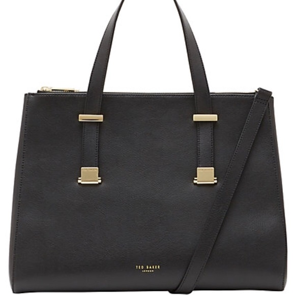 a3483b099 ⚡️NWT⚡️TED BAKER🚫NO OFFERS Alunaa Leather Tote